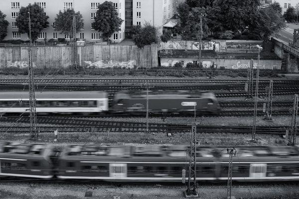 ... Schienenwege ....