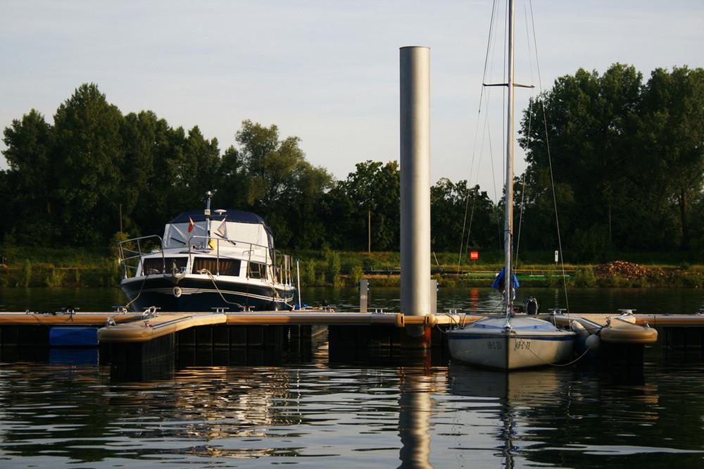 Schiersteiner Hafen