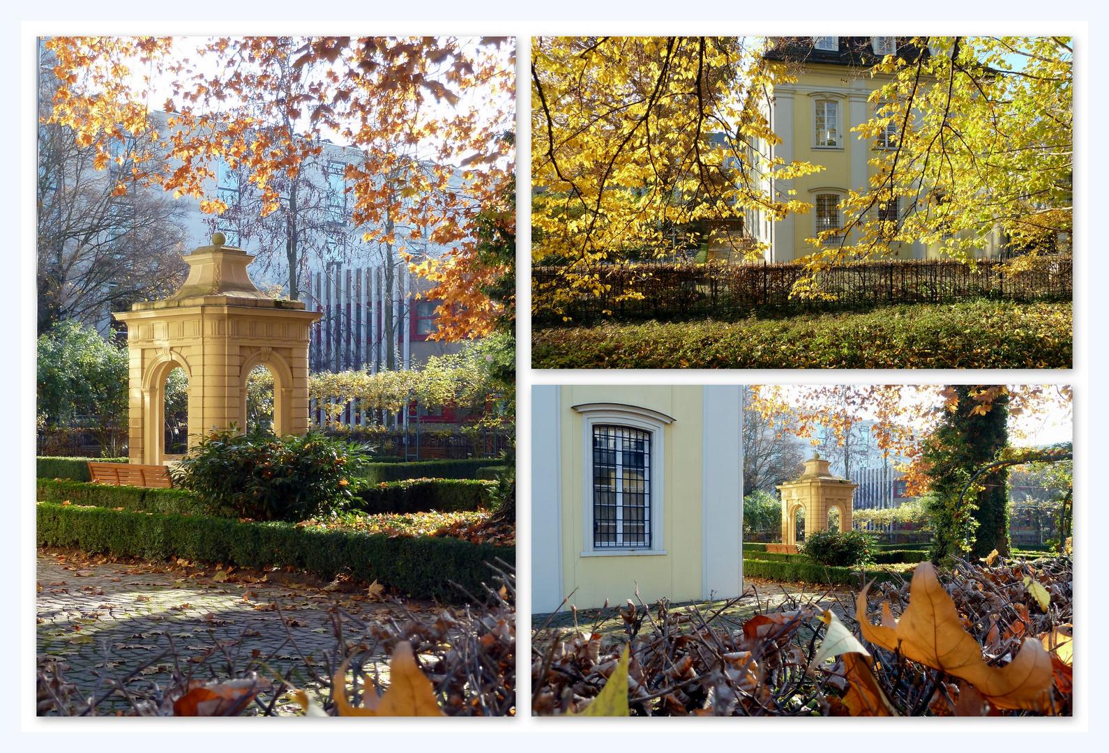 Schießhaus, Heilbronn - versteckte Schönheit