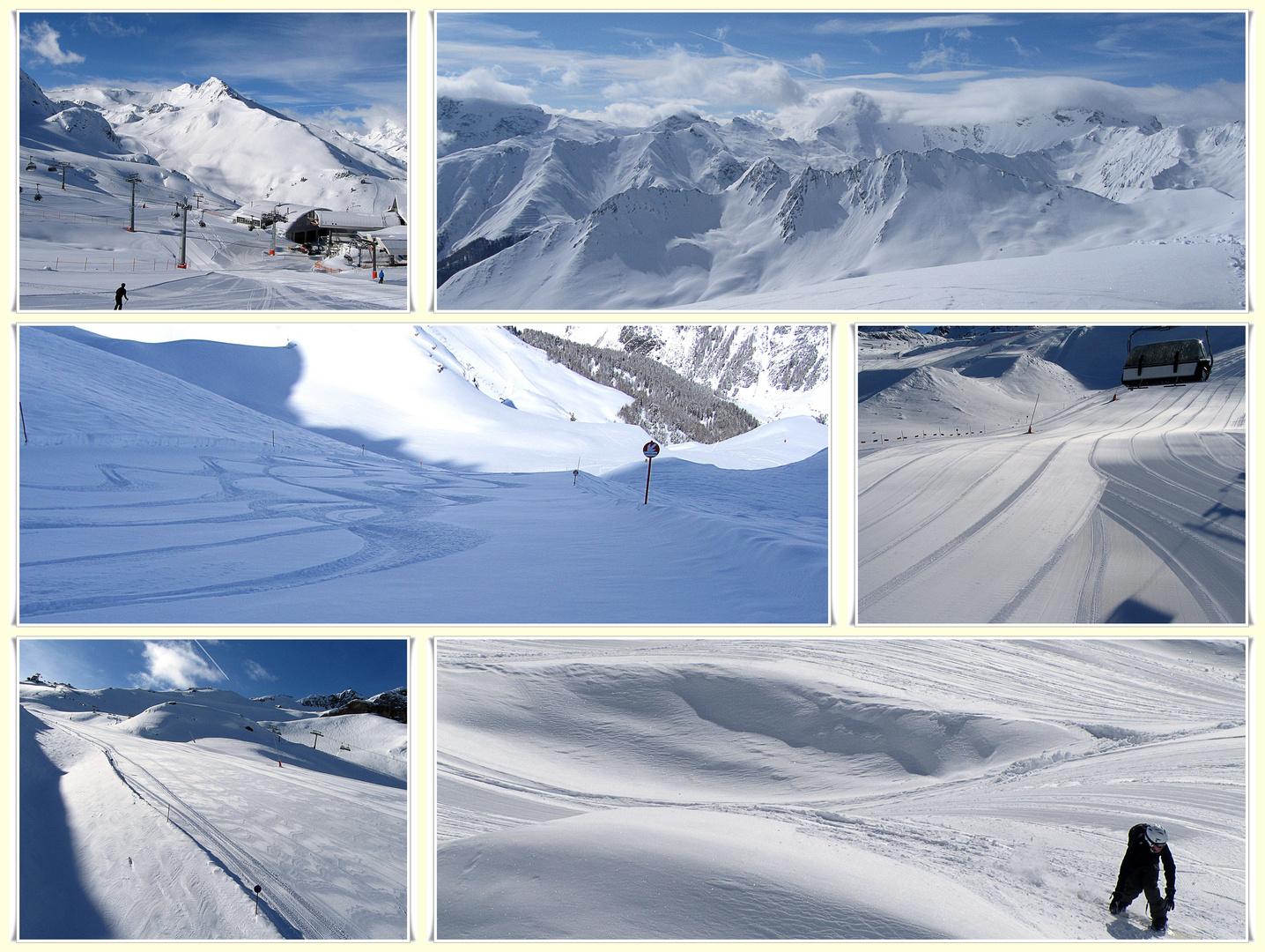 Schifahren geht noch bis Juni