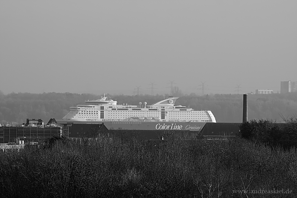 Schiff auf dem Land ?