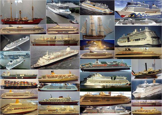 Schiffe der Meyerwerft