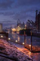 Schiffe im Bremer Holzhafen (2)