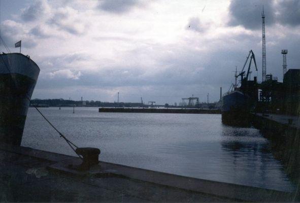 Schiffe ohne Ziel
