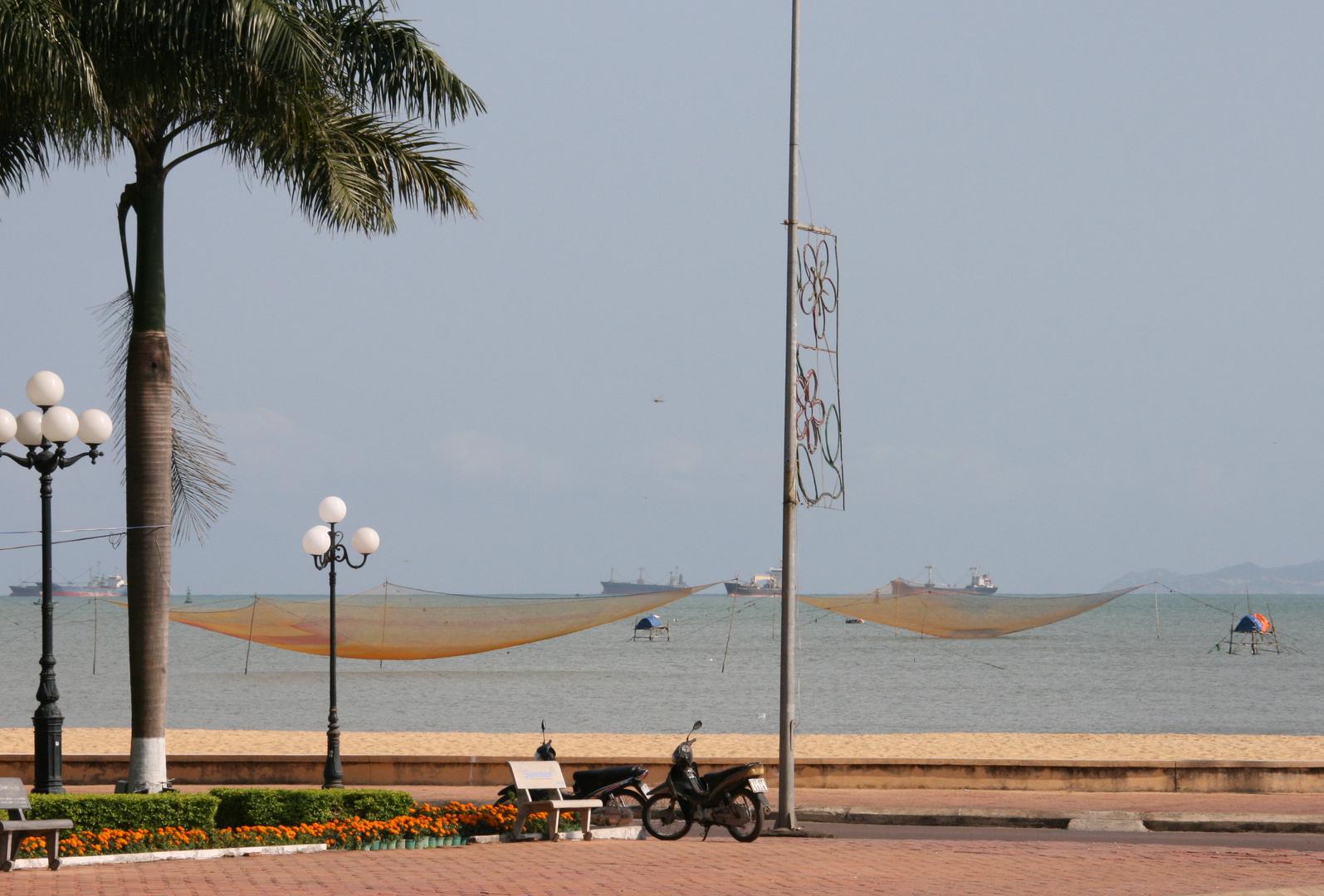 """""""Schiffe versenken"""" auf Vietnamesisch"""