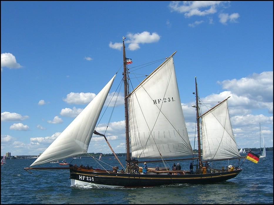 Schiffe zur Kieler Woche 4
