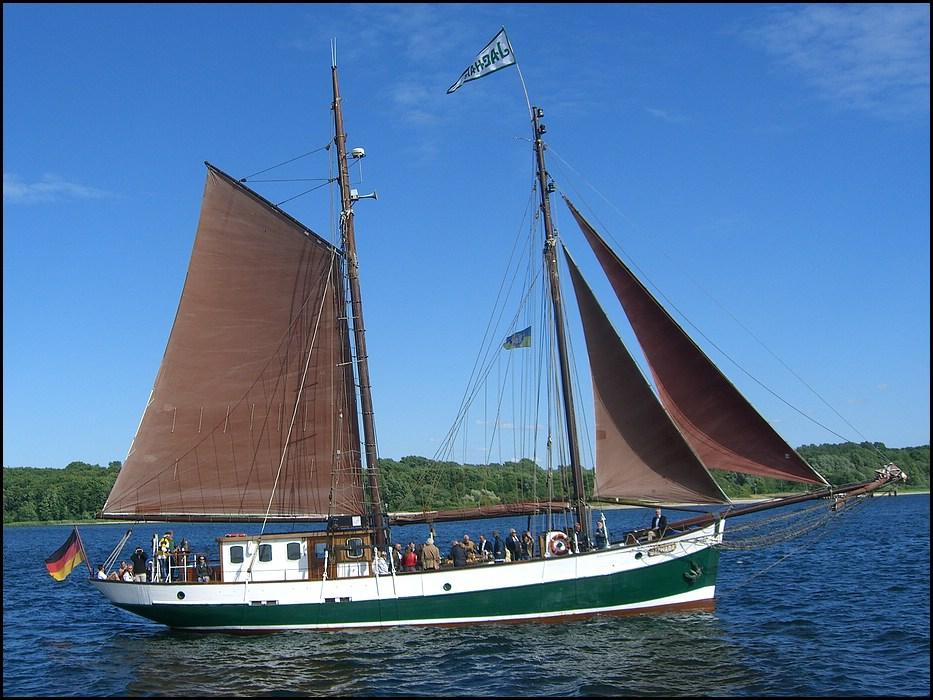 Schiffe zur Kieler Woche 7