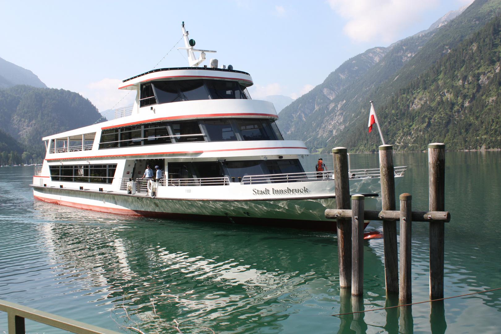 Schifffahrt auf dem Achensee