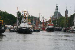 Schifffahrtstage in Emden