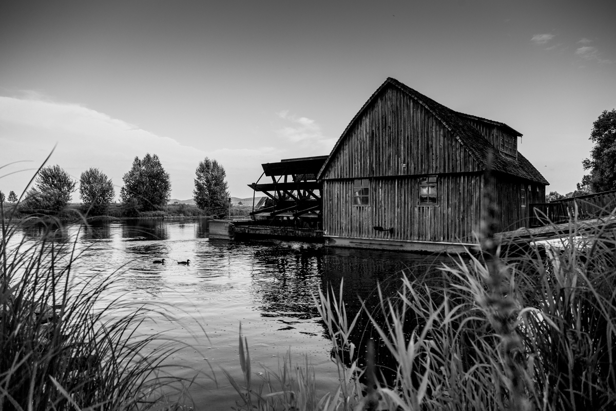 Schiffmühle Minden