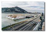 Schiffsanleger Budapest
