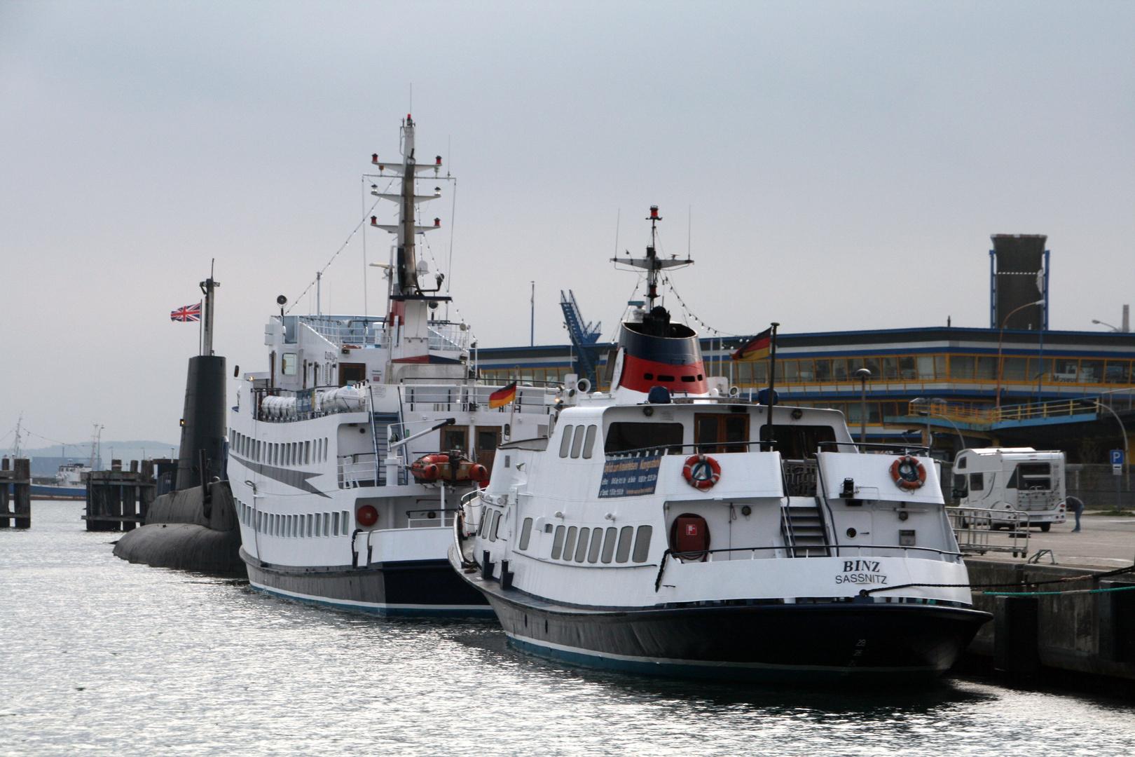 Schiffsansichten