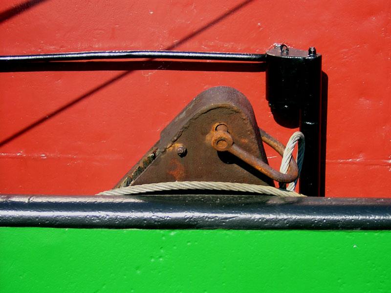 Schiffsdetail