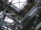 Schiffshebewerk / Innen-Aufnahme ( direkt vom Schiff)