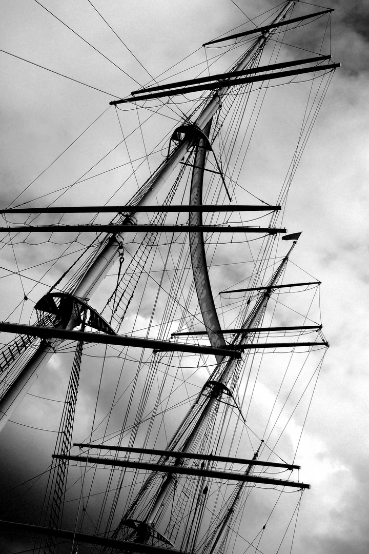 Schiffsmast