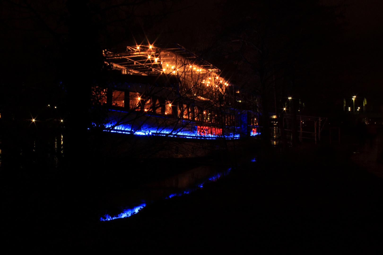 Schiffsrestaurant Heidelberg