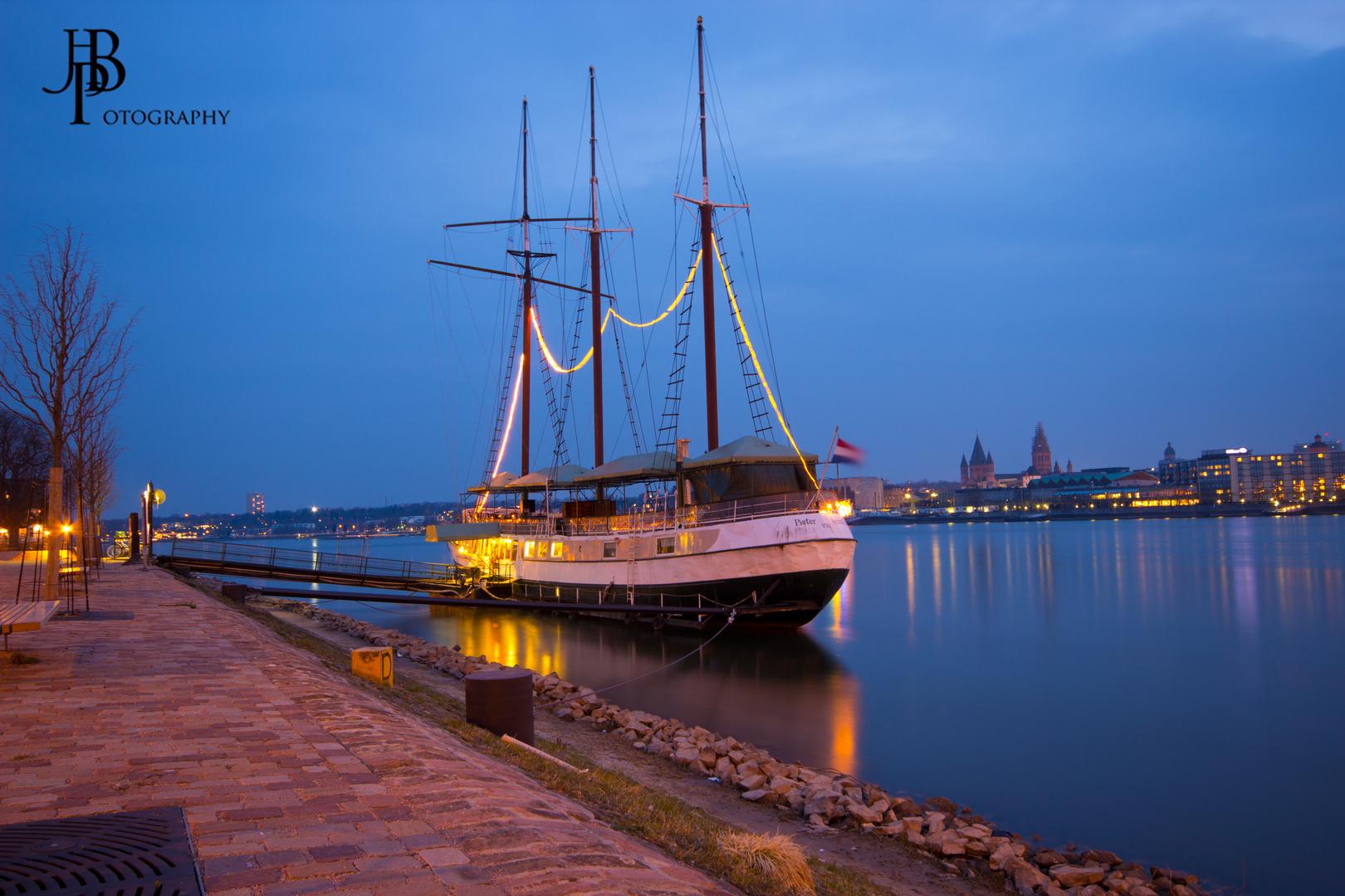 Schiffsrestaurant Mainz