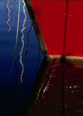 Schiffsspiegelung