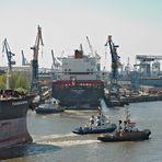 Schiffswechsel II