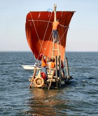 Schilfboot 2