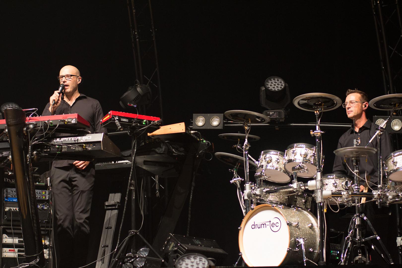 Schiller Klangwelten Live 2013 - Gera Kuk