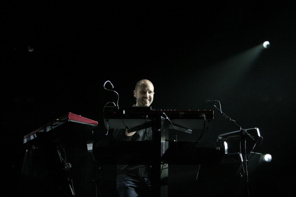 Schiller - live in Essen
