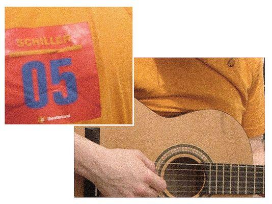 schiller und 'ne gitarre