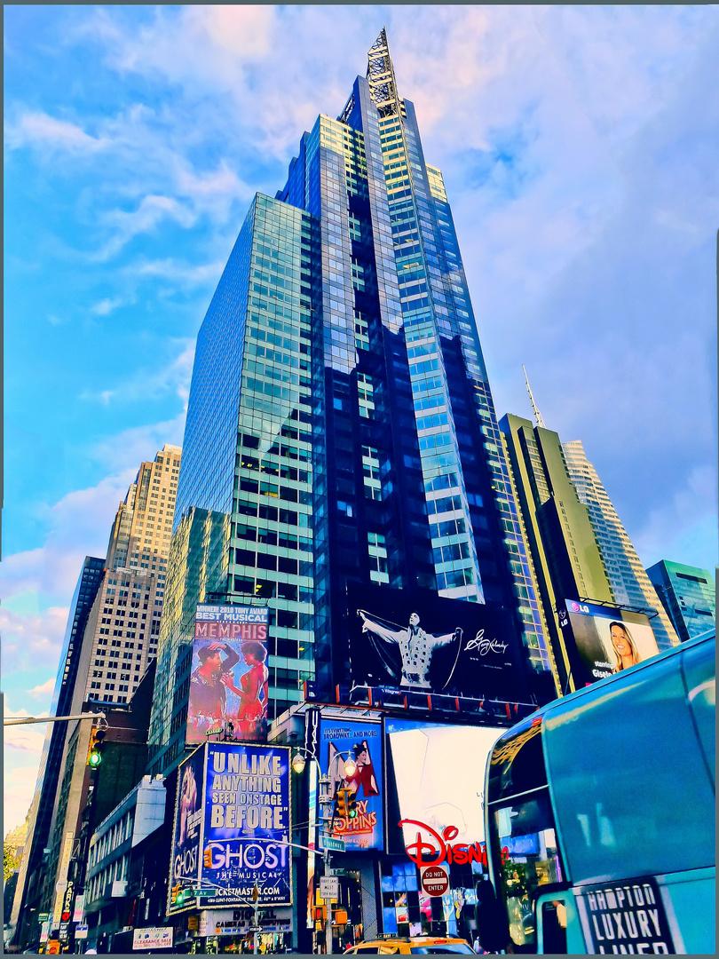 schillerndes New York