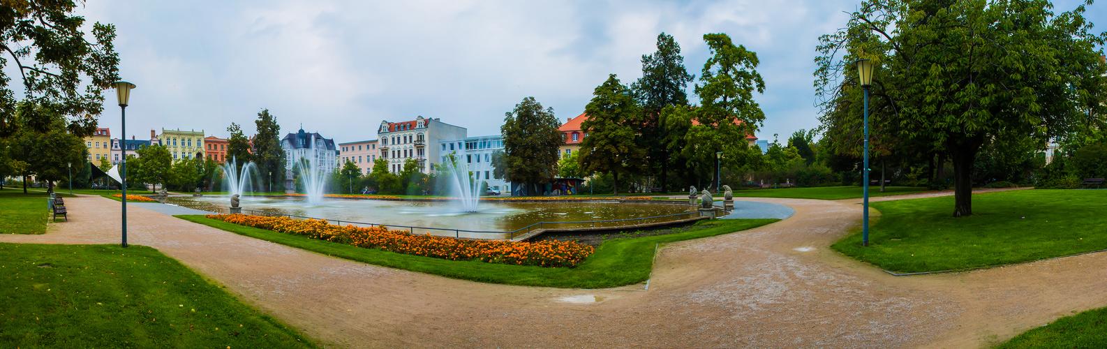 Schillerpark-Panorama