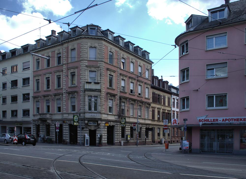Schillerstrasse in Karlsruhe*