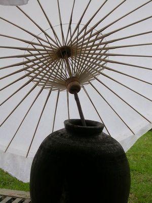 Schirm in Thailand