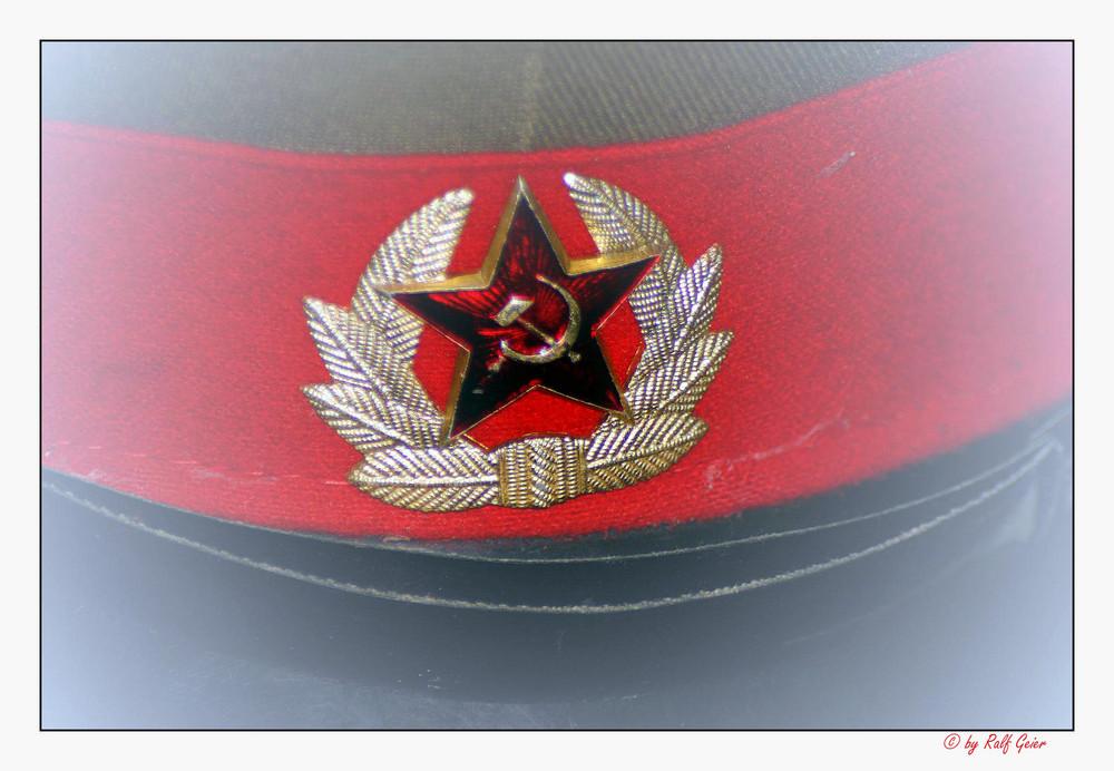 Schirmmütze UdSSR Russland