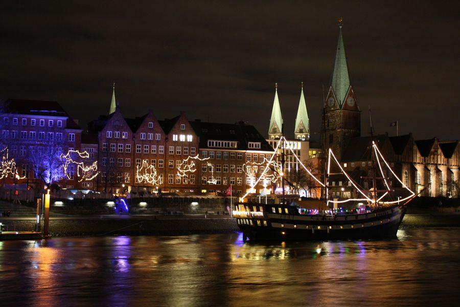 Schlachte Zauber in Bremen