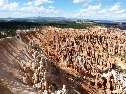 Schlachtfeld - Bryce Canyon USA