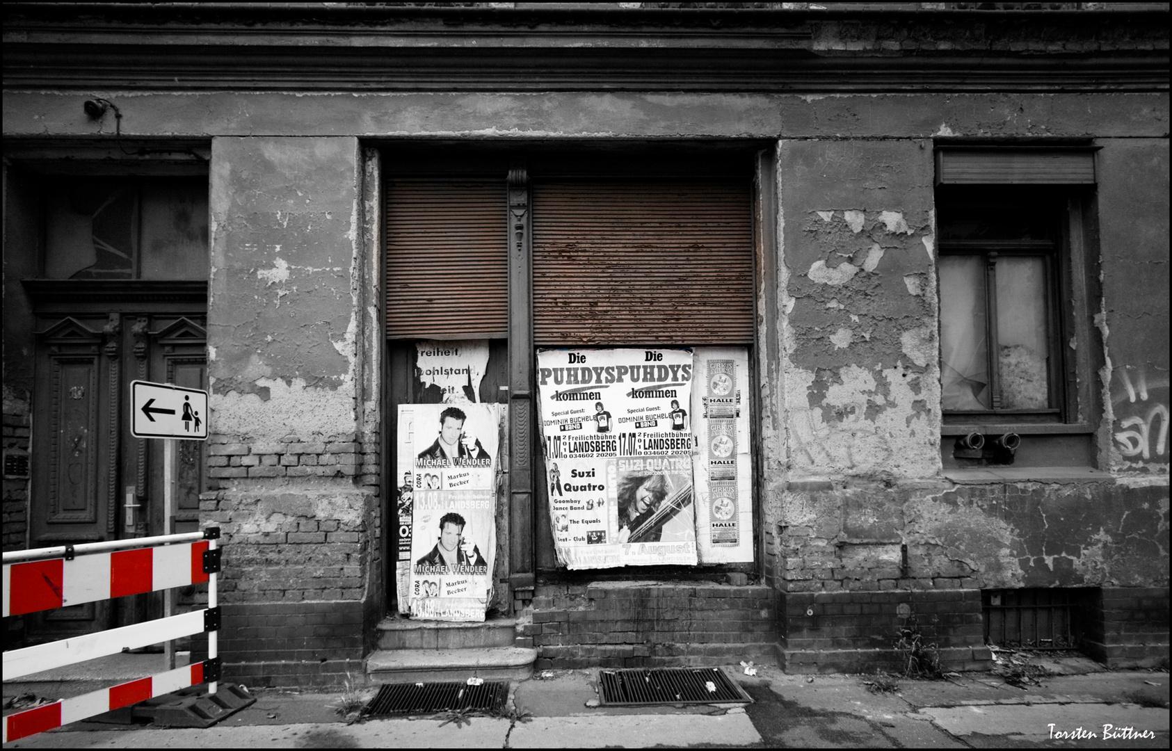 Schlachthofviertel - Umleitung