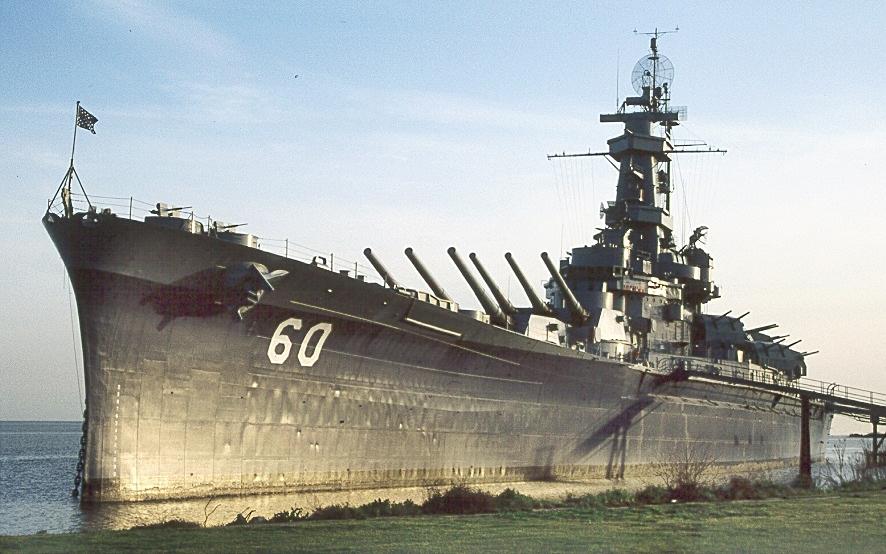 """Schlachtschiff """"Alabama"""""""
