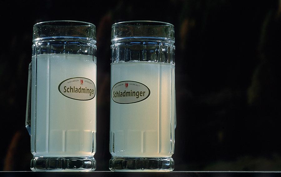 Schladminger Zitronenwasser