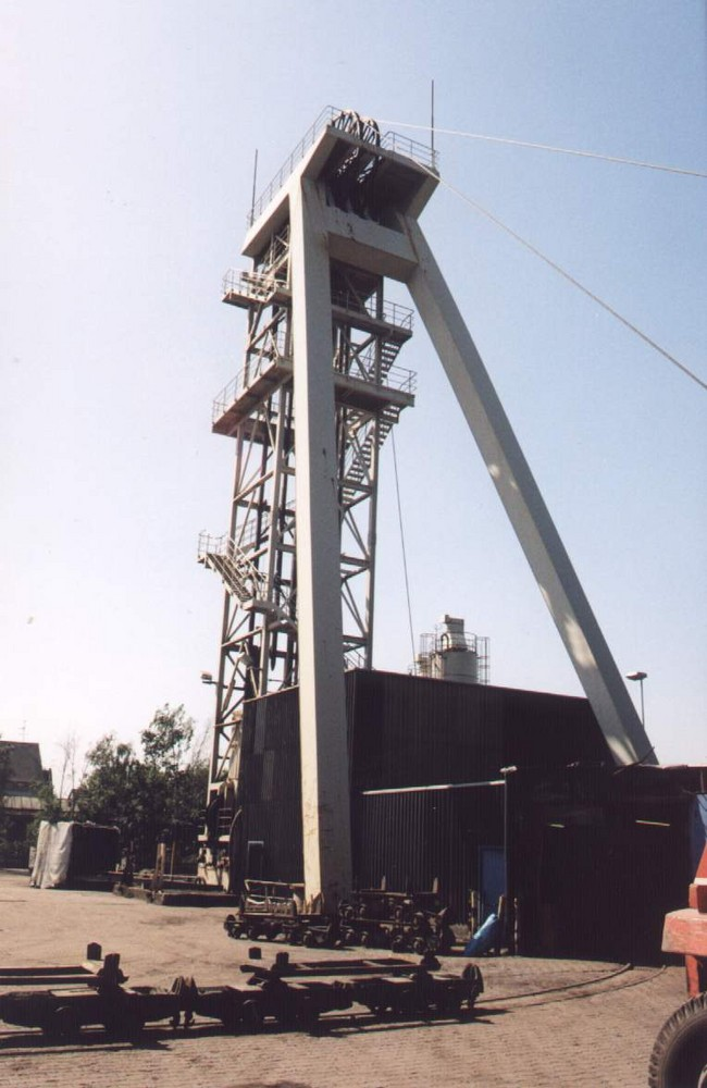 Schlägel und Eisen Schacht 2