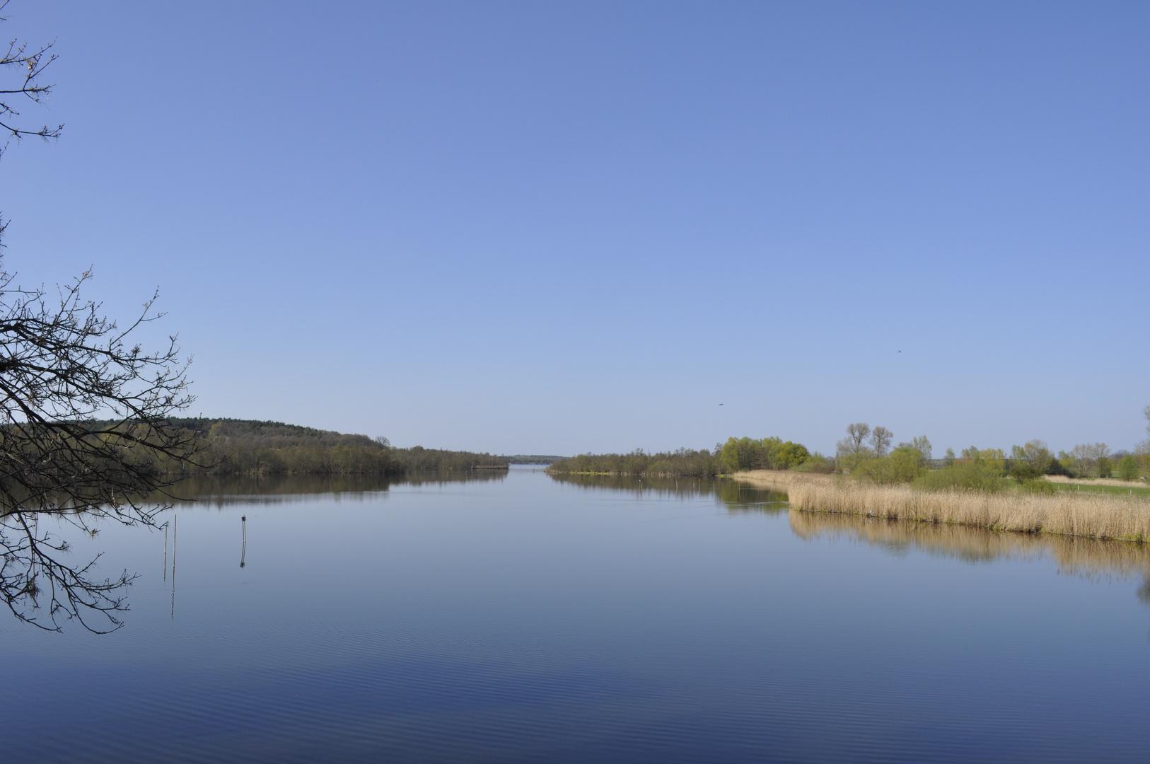 Schlänitzsee - im Frühling 2010