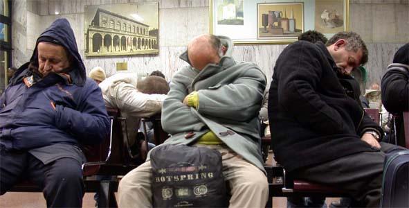 Schlaf der Gerechten II