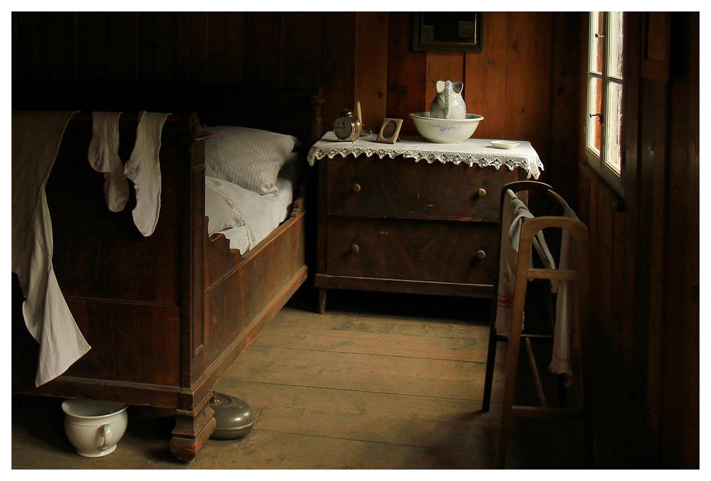Schlaf gut, Freilichtmuseum Ballenberg