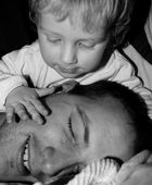 Schlaf gut mein Papa