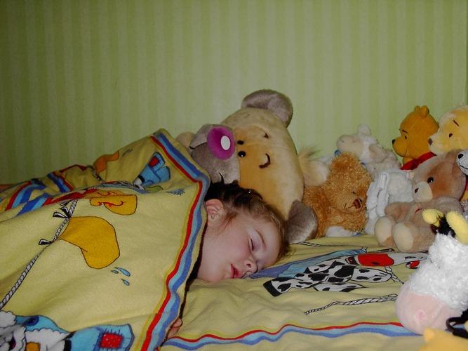 Schlaf Kindchen schlaf...
