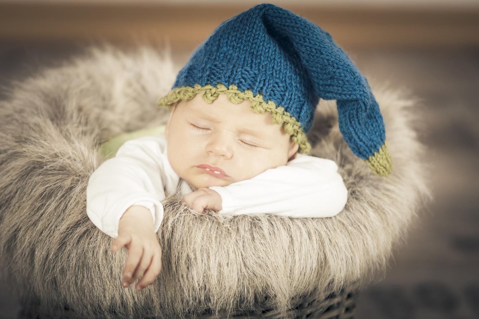 Schlaf, Kindlein schlaf ...