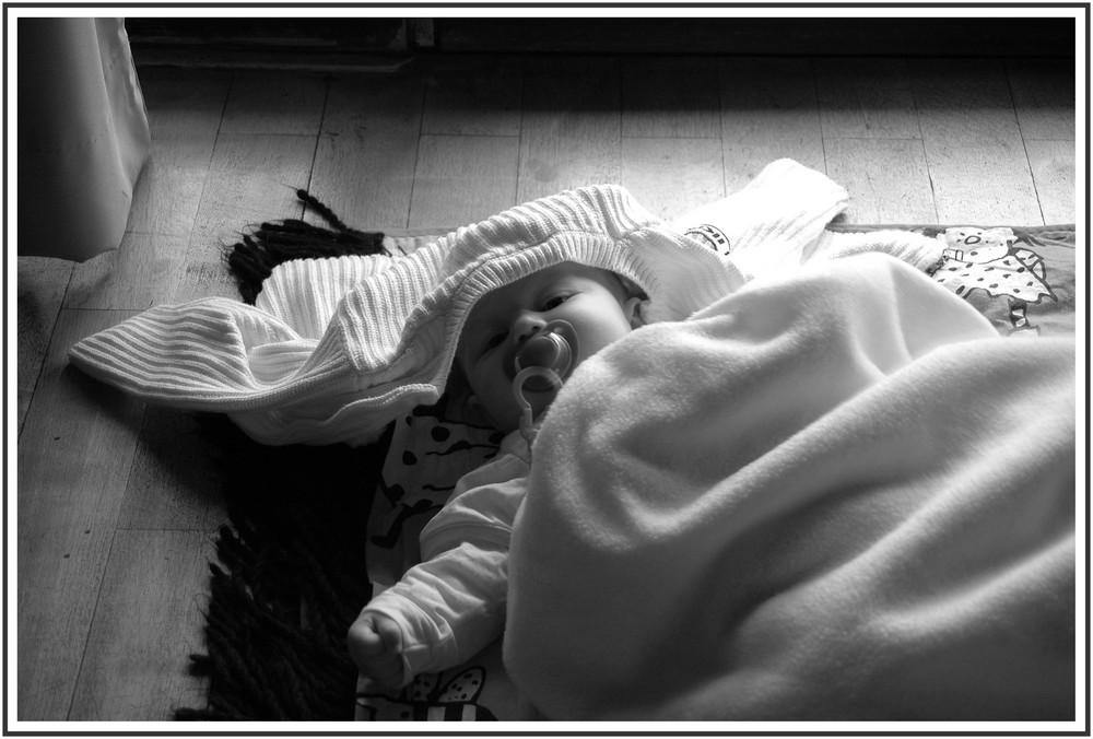 Schlaf Kindlein schlaf...