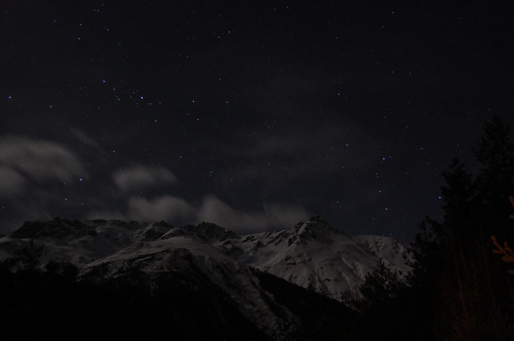 schlafende Berge