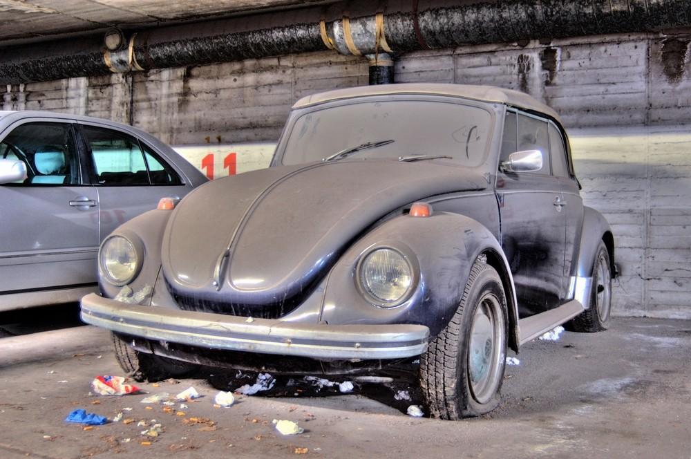 schlafende sch nheiten in der berliner unterwelt vw k fer foto bild autos zweir der. Black Bedroom Furniture Sets. Home Design Ideas