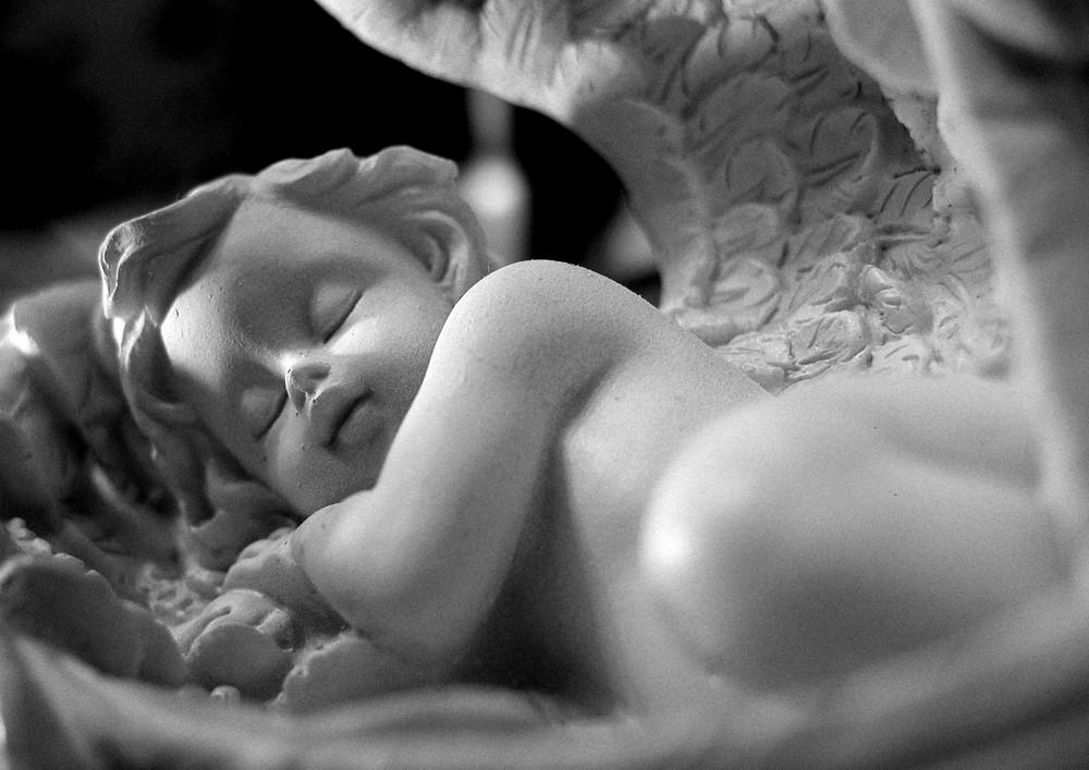 Schlafender Engel...