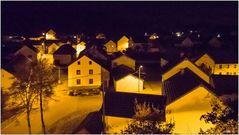 Schlafendes Dorf