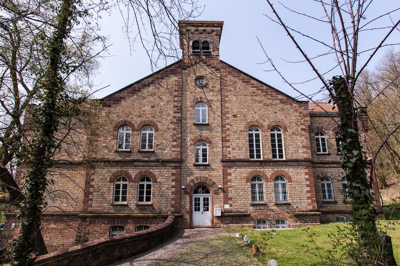 Schlafhaus II der Grube Von der Heydt